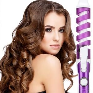 Accessories - Sexy, Soft Curls Spiral Curling Wand Iron New
